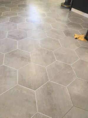 Before & After Grout Staining in Phoenix, AZ (1)