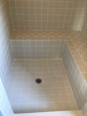 Shower Re-grout in Peoria, AZ (8)