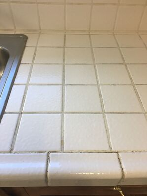 Kitchen Counter Re-grout in Fountain Hills, AZ (1)