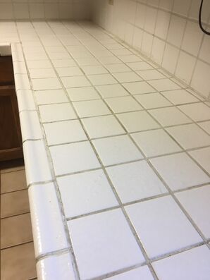 Kitchen Counter Re-grout in Fountain Hills, AZ (3)